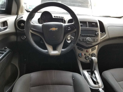 chevrolet sonic 2012 1.6 lt at