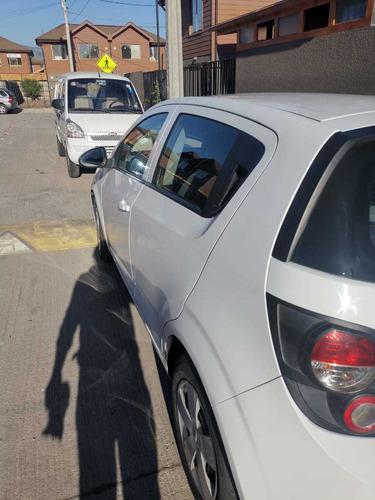 chevrolet sonic 2012 hatchback motor 1,6