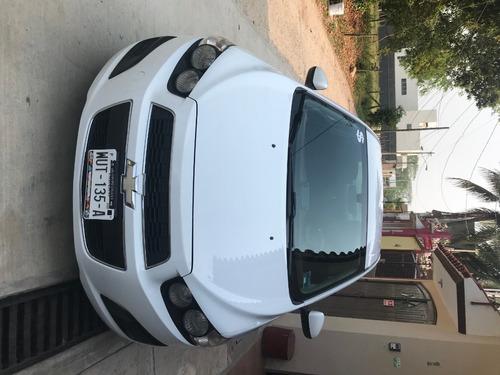 chevrolet sonic 2014 4 puertas automatico