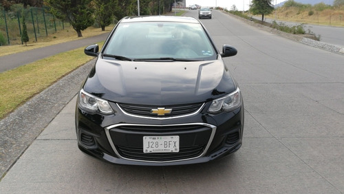 chevrolet sonic 2017 lt sedan standard factura original