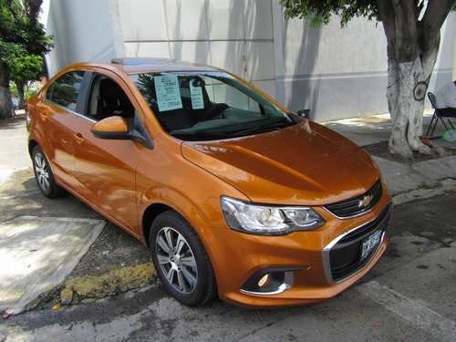 chevrolet sonic 2017 premier at ocre