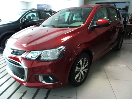 chevrolet sonic 2018 mt hatchback
