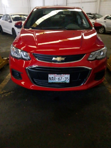 chevrolet sonic a 2017 1.6 ls mt manual