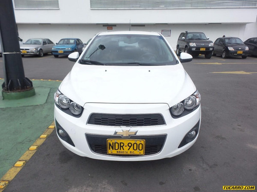 chevrolet sonic at 1600cc