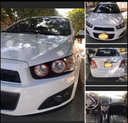 chevrolet sonic full equipo at