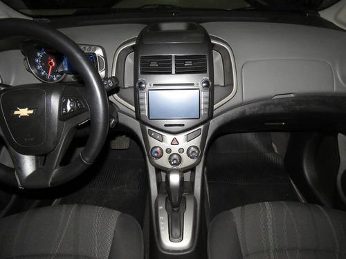 chevrolet sonic hatch 1.6 lt 16v flex automático completão