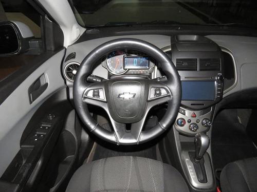 chevrolet sonic hatch 1.6 lt flex aut completo c/ multimídia