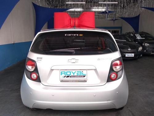 chevrolet sonic  hatch lt flex manual