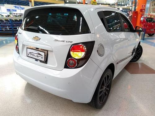 chevrolet sonic hatch ltz 1.6 flex automatico 2014 novíssimo