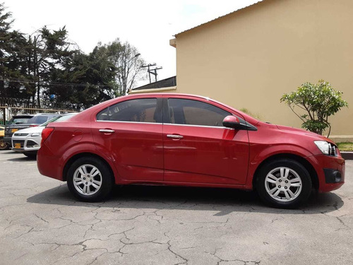 chevrolet sonic lt 2014 negociable