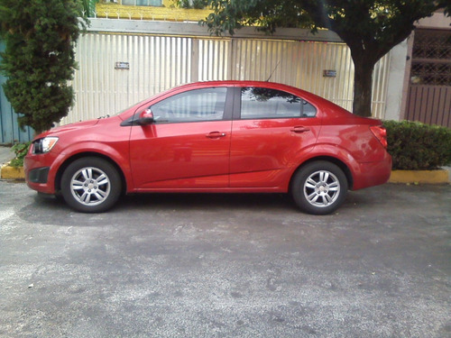 chevrolet sonic lt aa ee at