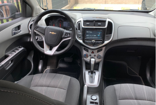 chevrolet sonic lt automatico 1.6