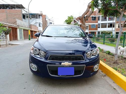 chevrolet sonic lt hatchback año modelo 2014 full