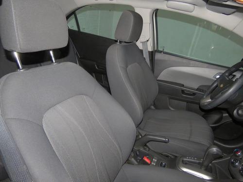 chevrolet sonic lt sedán aut.2014   hkz403
