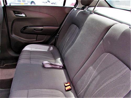 chevrolet sonic lt sedan sec 1.6 gasolina