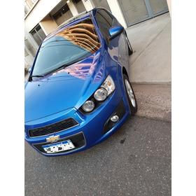 Chevrolet Sonic Ltz | 2017 - ¡único!