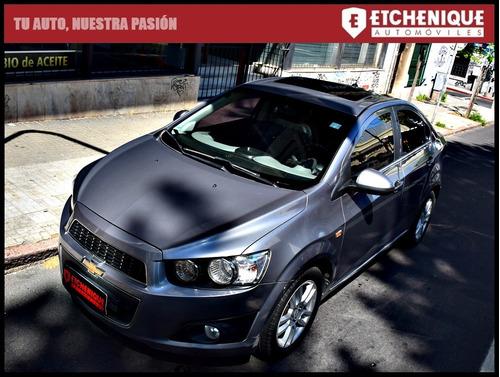 chevrolet sonic ltz extra full sedan unico dueño etchenique