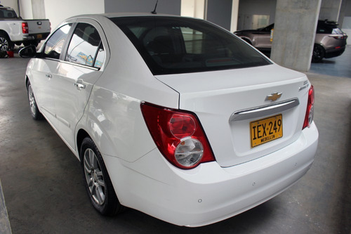 chevrolet sonic sd lt at