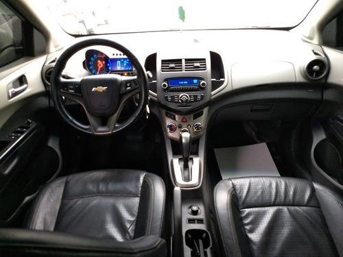 chevrolet sonic sedan automatico