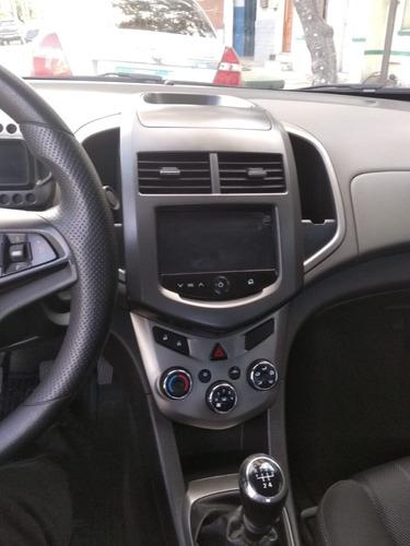 chevrolet sonic sedan lt 2014 corea