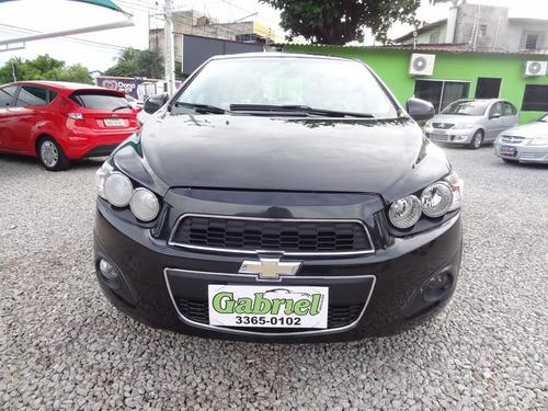 chevrolet - sonic sedan ltz 1.6 16v aut 2014