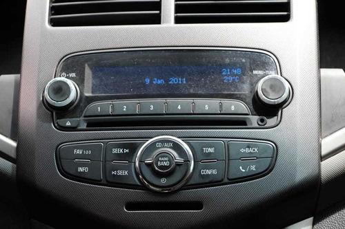 chevrolet sonic sedan ltz 1.6 16v aut