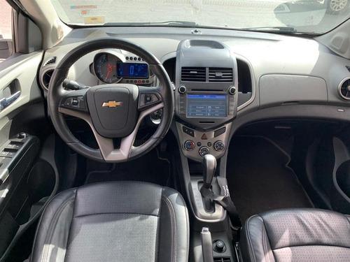 chevrolet sonic sedan sonic sed. ltz 1.6 16v flexpower 4p a
