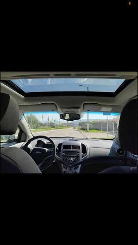 chevrolet sonic sonic lt sedan