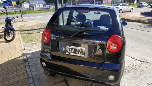 chevrolet spark 1.0 ls 2009