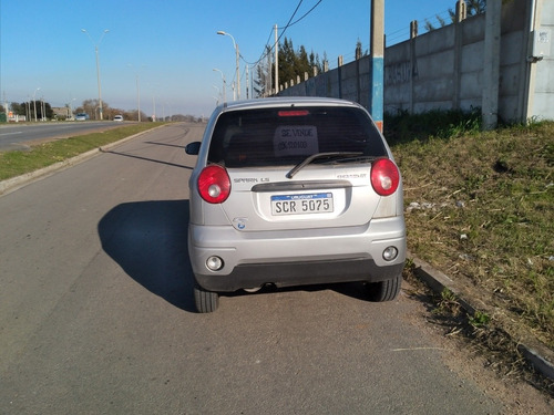 chevrolet spark 1.0 lt 4cilindros