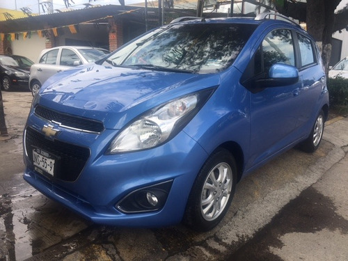 chevrolet spark 1.2 ltz l4 man at