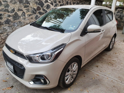 chevrolet spark 1.4 active mt 2017