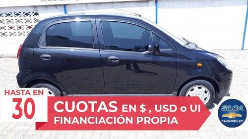 chevrolet spark 2015 negro 5 puertas