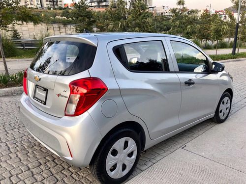 chevrolet spark 2018 1.4 lt automatico clima nuevo sin rodar