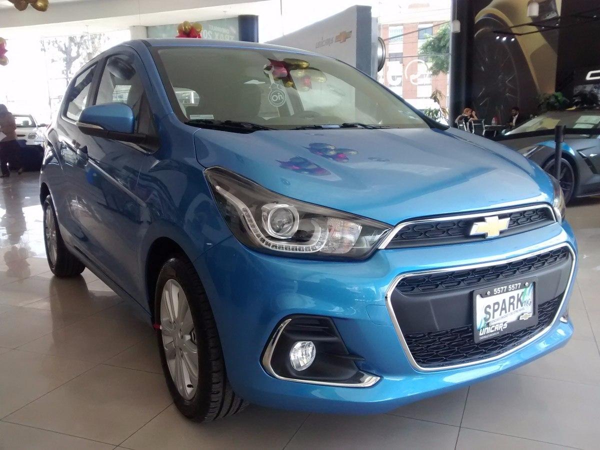 Chevrolet Spark 2018 Ng Ltz - $ 230,400 en Mercado Libre
