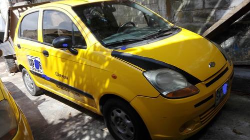 chevrolet spark 7:24 taxi placas de soledad