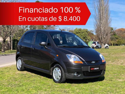 chevrolet spark financiado 100 %