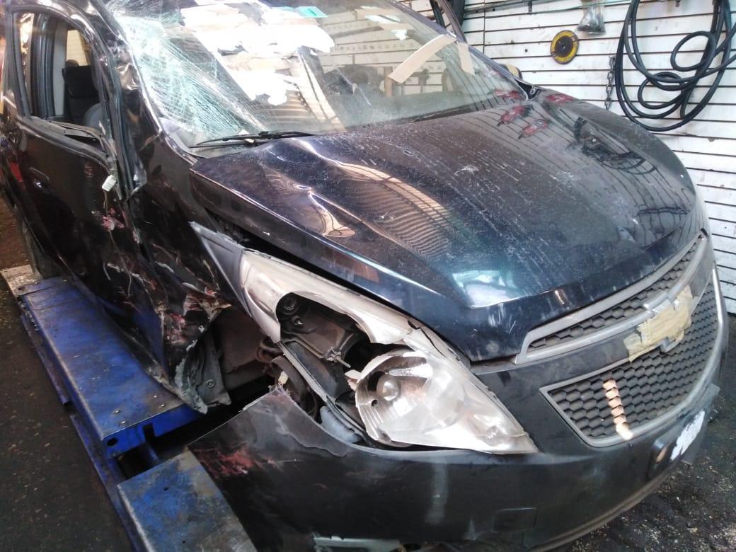Chevrolet Spark Gt 2010 2017 En Desarme 1 000 En Mercado Libre
