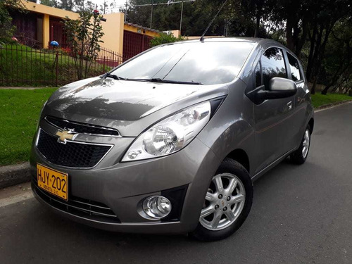 chevrolet spark gt 2014 mt full