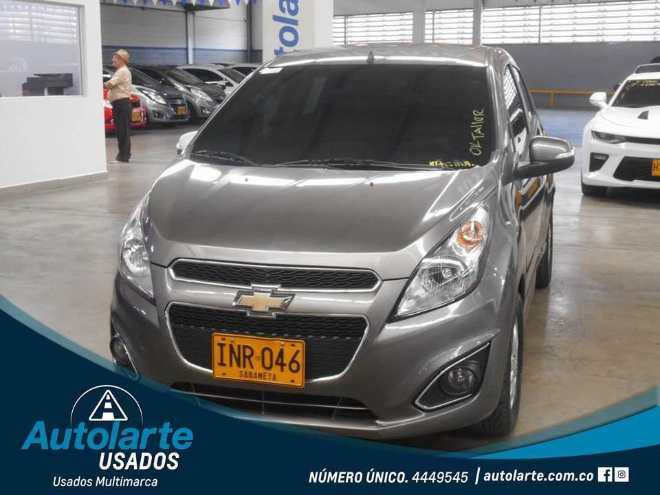 Chevrolet Spark Gt 27900000 En Mercado Libre