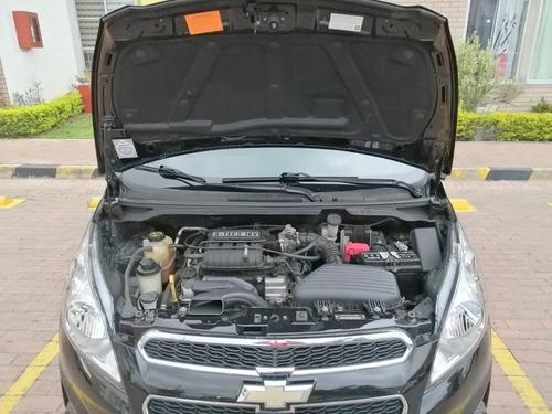 chevrolet spark gt ltz 1.200 cc 2015 negro excelente estado
