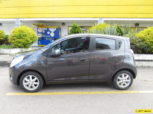 chevrolet spark gt ltz full equipo 1.2 mecánica hb