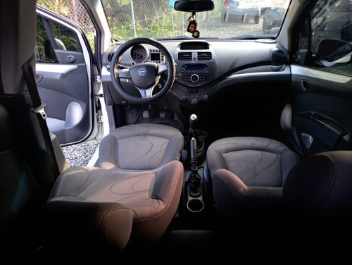 chevrolet spark gt motor 1.2 2011 5 puertas
