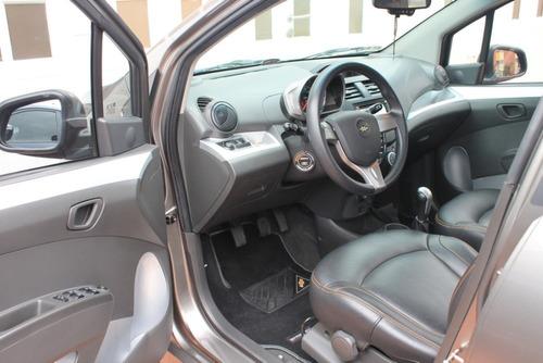 chevrolet spark gt motor 1200 5 puertas gris versión limitad