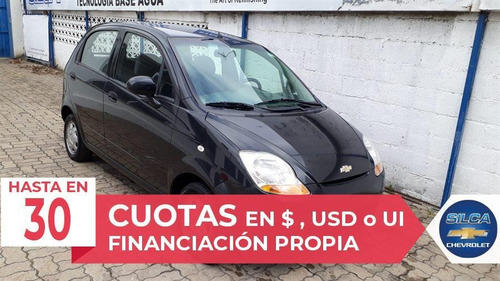 chevrolet spark ls 2011 negro 5 puertas