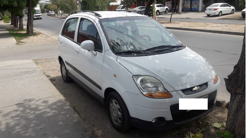 chevrolet spark ls impecable 2014