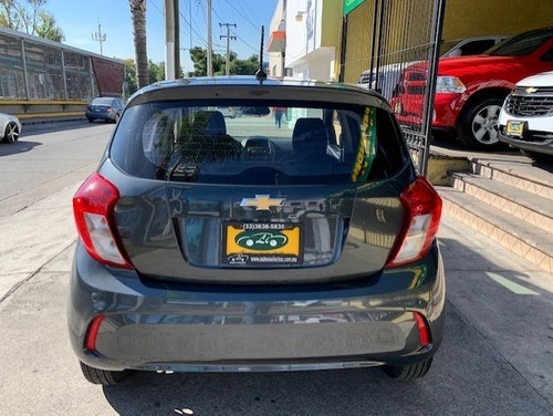 chevrolet spark lt ng automatico