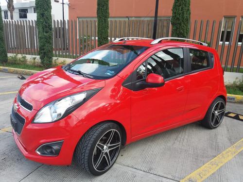 chevrolet spark ltz 2013 carro chico economico