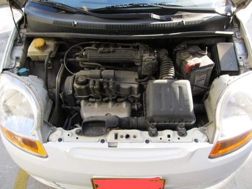 chevrolet spark sedán 4 puertas 2008