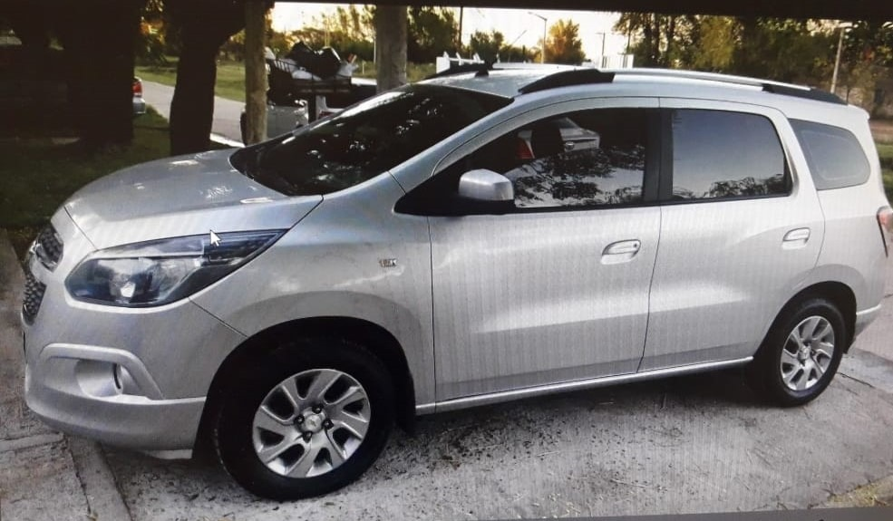 Chevrolet Spin 13 Diesel Jtd Ltz 270000 En Mercado Libre